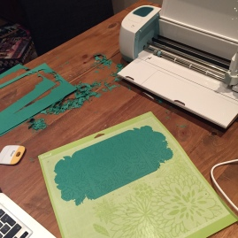 Cricut post-cut